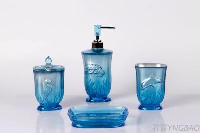 浮雕海洋系列卫浴产品