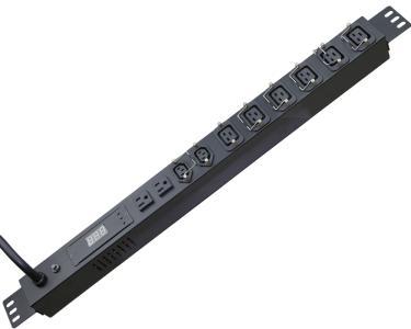 10插組合機櫃延長線