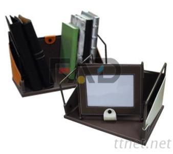 辦公收納組, 書架, 相框