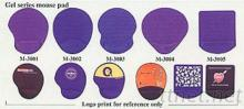 M-3001~5 硅胶布面鼠标器垫
