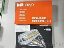 mitutoyo数字测微器-平面式0-25/150