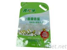 真柑淨小蒼蘭香蜜頂級香水酵素洗衣凝露補充包