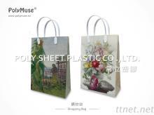 購物袋, 手提袋, PP, 禮品, 贈品, 資料袋, 禮品袋, 塑膠手把, 包裝袋, 廣告贈品袋, L夾, PP, PP大板--台灣製造--高品質