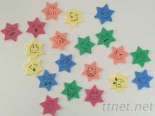 星星表情材料包