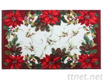 色彩鮮豔, 增添居家品味熱轉印踏墊,HT-1830-5