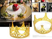 国王皇冠发圈