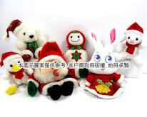 聖誕節系列玩具