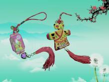济公禅师神衣吊饰