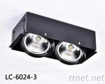 LED 天花板灯 LC-6024-3