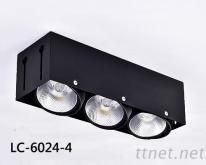 LED 天花板灯 LC-6024-4