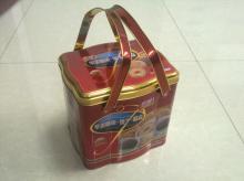 订做各式铁制曲奇饼干铁盒