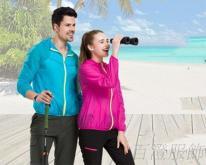 防晒运动休闲薄外套 FA-10035-N03 抗UV、凉感、防泼水、