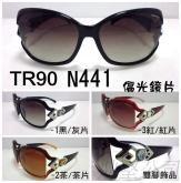 NEWSTE TR90偏光太陽眼鏡(N441