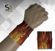 火焰骷髏 護腕
