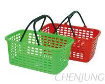 長樂小菜林, 塑膠籃