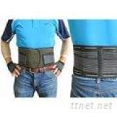 負離子鈦鍺護腰帶 - 6英吋背部軟壓條加強版