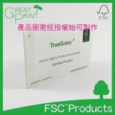 FSC™認證產品小卡名片