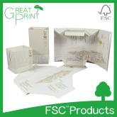 FSC茶叶包装盒