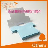 衣服造型便條紙