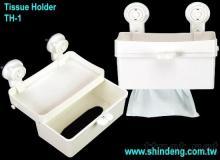 強力吸盤衛生紙置物架