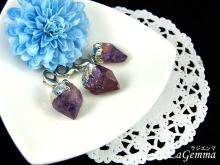 水晶原礦飾品