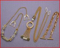 厂商直销 金属腰链 服装牛仔裤箱包配饰 铜、铁、铝质 链条 可用于服饰配件