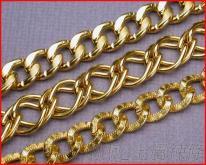 工廠直銷 金屬鍊條 服裝 牛仔褲 箱包配飾鋁鏈 裝飾工藝品 最佳的選擇