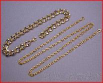 厂商直销 金属链条 服装 牛仔裤 箱包配饰铁链 铝链 链条 链条 是装饰工艺品 时尚的首选