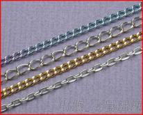 廠商直銷 金屬鋁鍊 服裝 牛仔褲 箱包配飾鋁鏈 鋁鍊裝飾工藝品 是時尚的首選