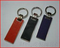 高品质皮制钥匙扣 时尚钥匙圈 汽车锁匙圈 可加印logo 来图来样 皮材可定制