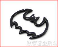 高品質 蝙蝠形造型鋁勾 高光澤造型登山扣 來電訂做創意登山鉤