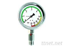 簡易接頭式隔膜壓力計