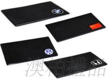 供應汽車車載防滑墊, 車載行動電話防滑墊 香水止滑墊, PVC防滑墊來圖定制