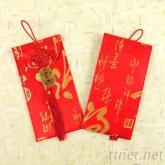 BNRG0918古幣金字布大紅包袋