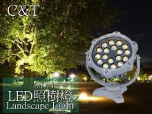LED 12W~18W照樹燈