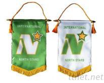 雙面印刷外銷對旗
