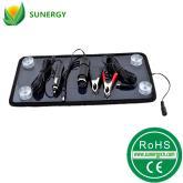 12V汽車電瓶車載充電器太陽能車載充用充電器8.5W20V