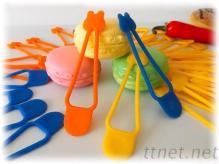 硅胶食物绑带, 橡皮筋