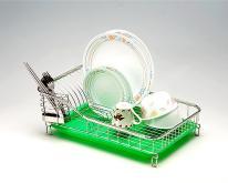 不銹鋼碗盤架