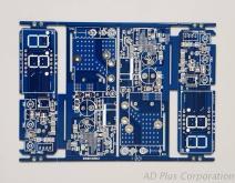 双层印刷电路板(Double-sided PCB)