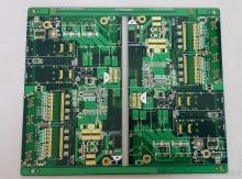 多层印刷电路板 (Multi-layer PCB- 4 layers)