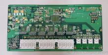 多层印刷电路板 (Multi-layer PCB - 8 layers)