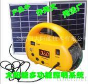 太陽能照明充電器, 太陽能發電小系統
