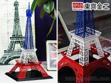 巴黎鐵塔擺飾, 米蘭款 客製模型案例 歐洲學校