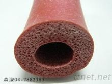 大尺寸硅胶发泡管