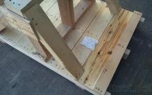 木质包装, 底板客制化, 国外参展箱, 模具箱, 热处理, 铝箔包装