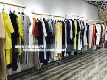 設計穀 時尚複古品牌折扣女裝尾貨批發 中長款連衣裙