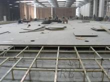 統成蜂巢, 鋁蜂巢板 高架地板