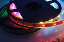 LED幻綵燈條, LED全綵燈帶, WIFI全綵球泡