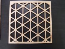 鏤空窗花造型雕刻板